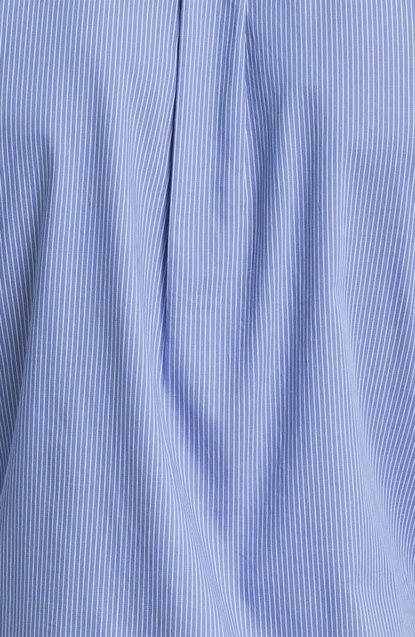 Alternate Image 3  - Descendant of Thieves Pinstripe Woven Shirt