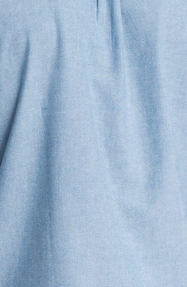 Alternate Image 3  - Obey 'Ryan' Chambray Shirt