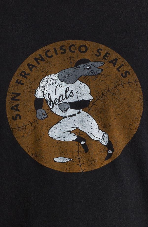 Alternate Image 3  - Red Jacket 'San Francisco Seals - Brass Tack' T-Shirt