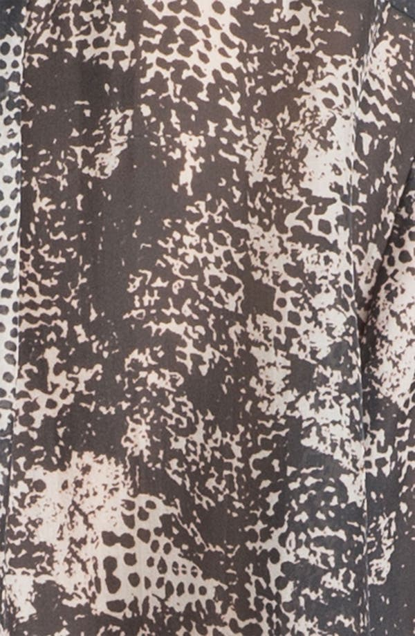 Alternate Image 4  - Rachel Zoe 'Miley' Snake Print Dolman Sleeve Blouse