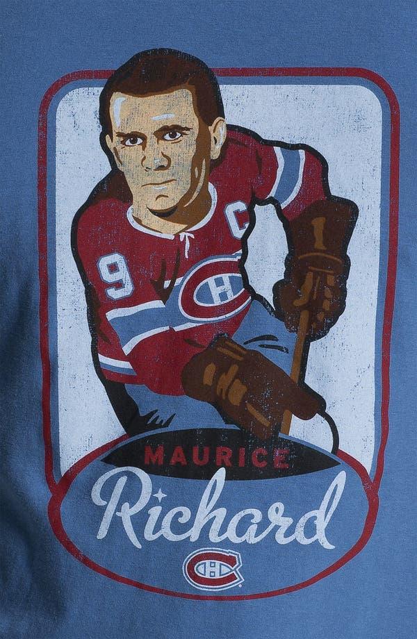 Alternate Image 3  - Red Jacket 'Hyperbole - Maurice Richard' T-Shirt