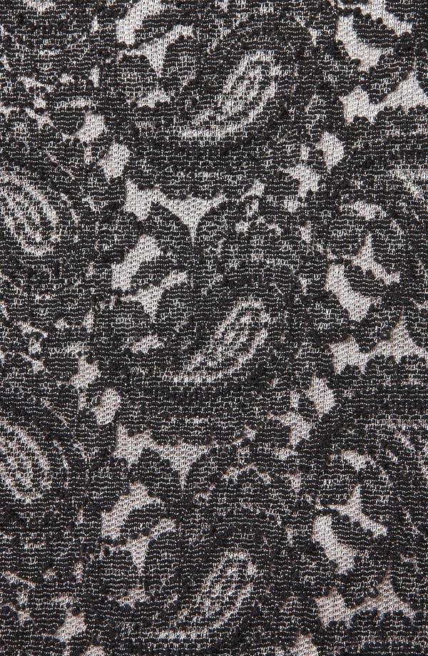 Alternate Image 3  - Topshop Paisley Lace Dress