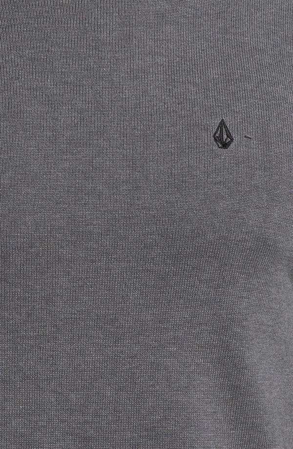 Alternate Image 3  - Volcom 'Other Circle' Crewneck Sweater