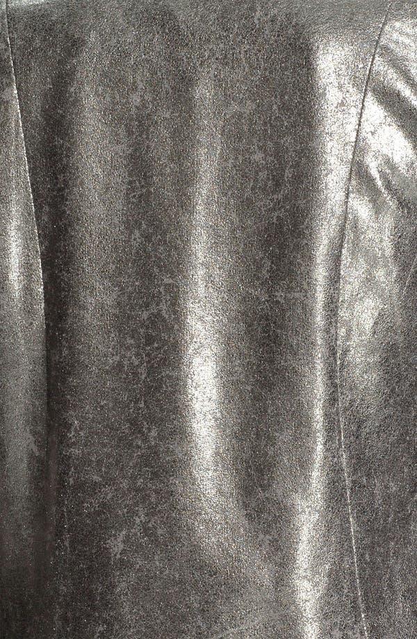 Alternate Image 3  - Trouvé Metallic V-Neck Jacket