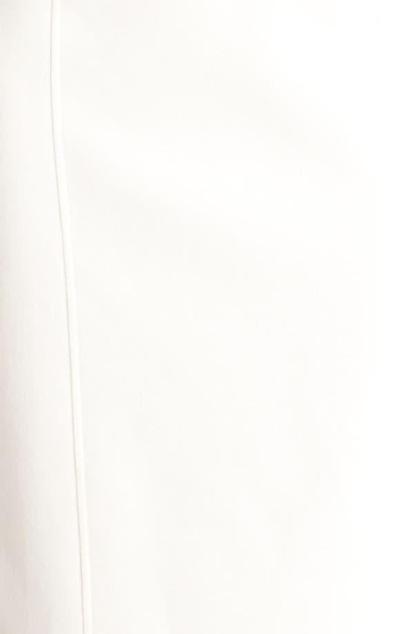 Alternate Image 3  - Burberry London Peplum Dress