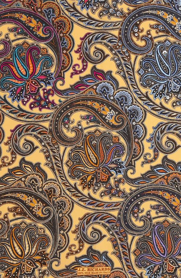 Alternate Image 3  - J.Z. Richards Silk Pocket Square
