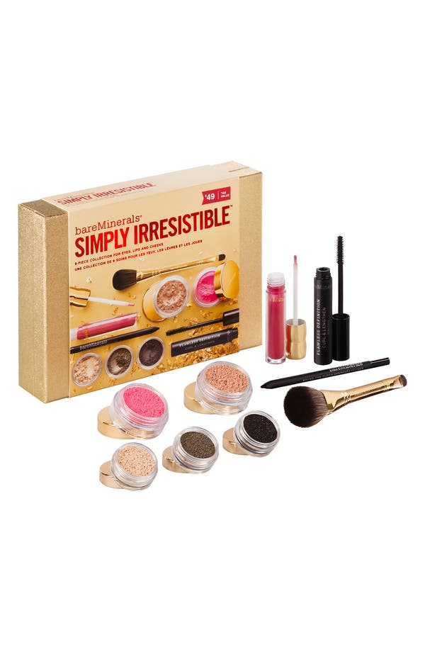 Alternate Image 1 Selected - bareMinerals® 'Simply Irresistible' Collection ($156 Value)