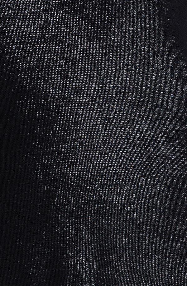 Alternate Image 3  - Sejour Foil Finish Sweater (Plus)