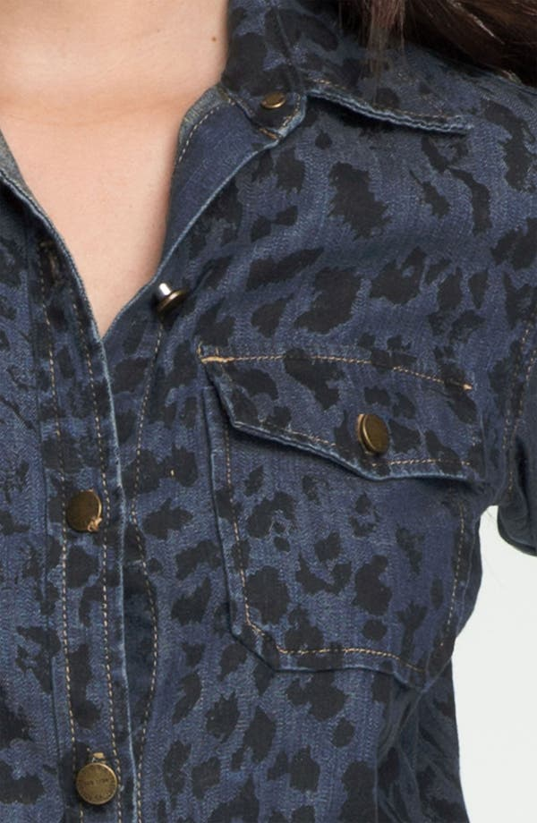 Alternate Image 3  - Current/Elliott 'The Perfect' Denim Shirt