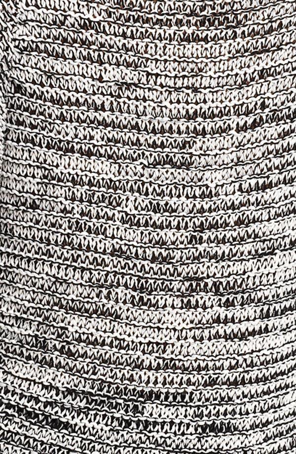 Alternate Image 3  - Piazza Sempione Sequin Neckline Crochet Knit Sweater