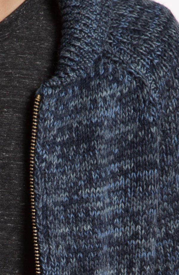 Alternate Image 3  - VSTR 'Captains' Wool Blend Zip Cardigan