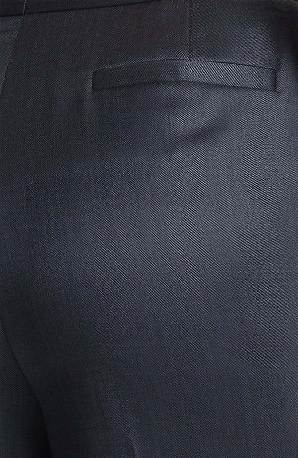 Alternate Image 3  - Classiques Entier® High Waist Wool Trousers