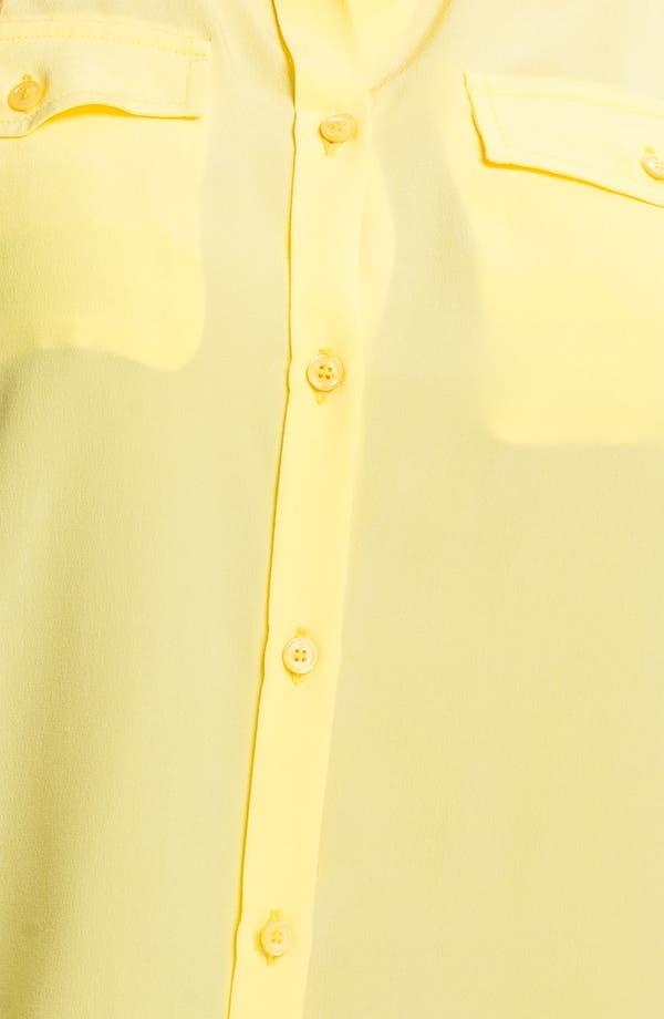 Alternate Image 3  - Max Mara 'Udito' Silk Shirt