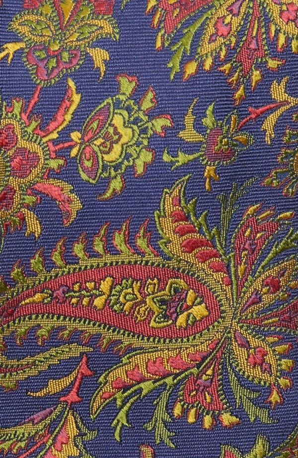 Alternate Image 2  - Etro Woven Silk Tie