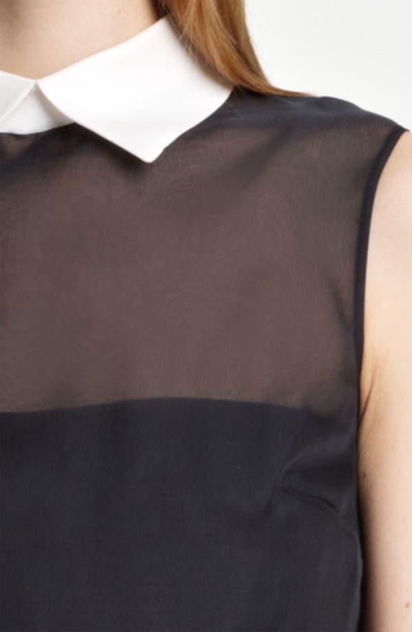 Alternate Image 3  - Valentino Organza Dress