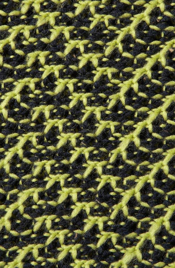 Alternate Image 3  - Topshop Chevron Knit Sweater