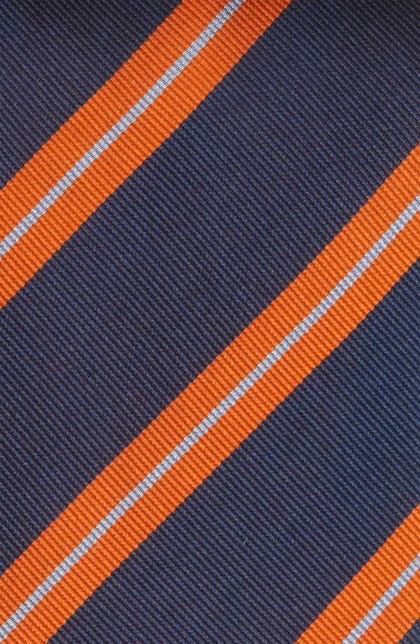 Alternate Image 2  - Thomas Pink Woven Silk Tie