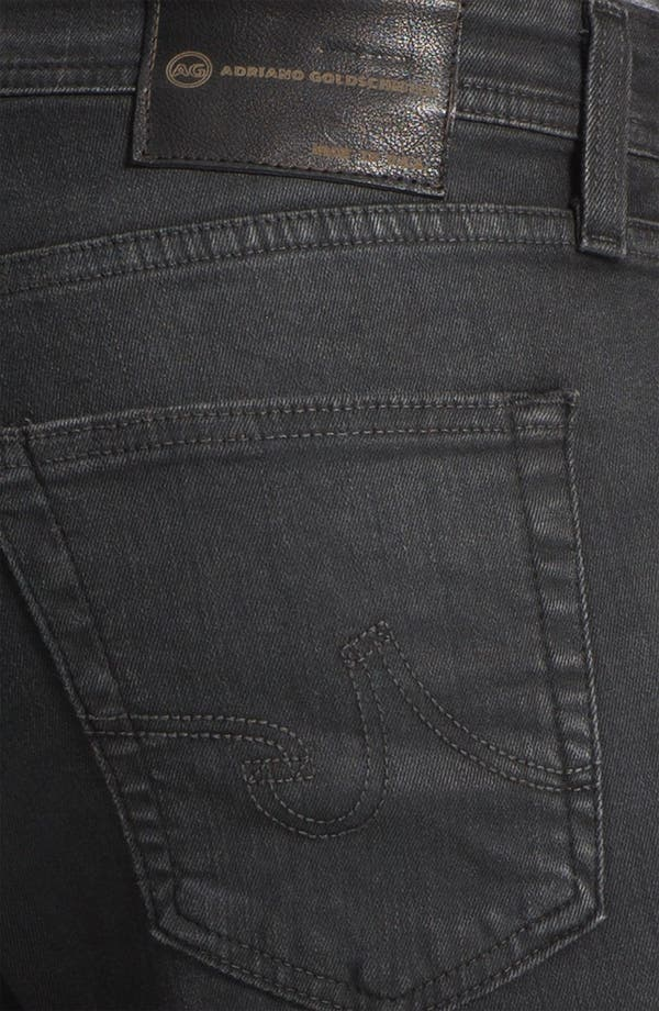 Alternate Image 4  - AG Jeans 'Matchbox Slim' Straight Leg Jeans (Alloy)