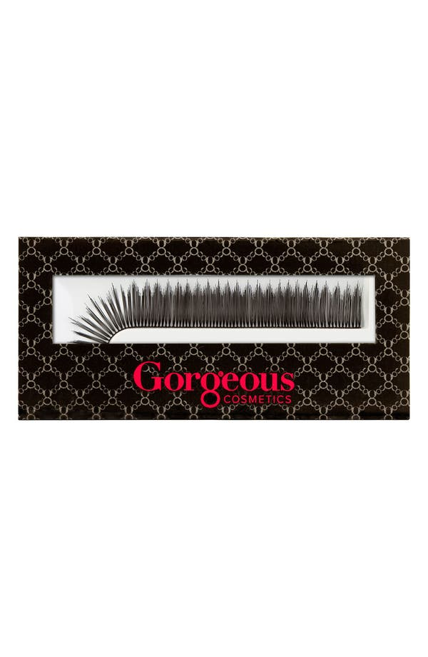 Alternate Image 1 Selected - Gorgeous Cosmetics 'Strip Lash' Faux Lashes