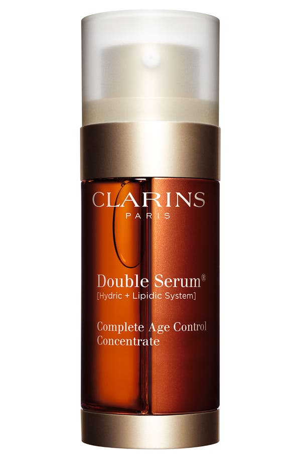 Alternate Image 1 Selected - Clarins 'Double Serum®' Complete Age Control Concentrate