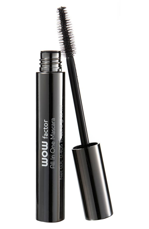 Alternate Image 1 Selected - Laura Geller Beauty 'WOW Factor' All In One Mascara