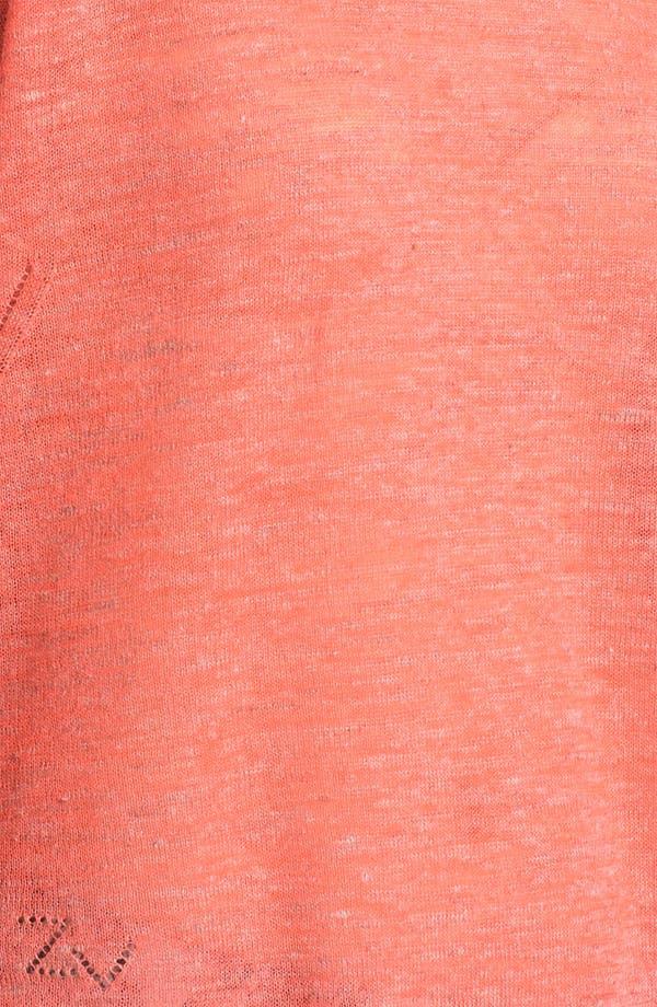 Alternate Image 3  - Zadig & Voltaire 'Kimmi' Contrast Trim Sweater