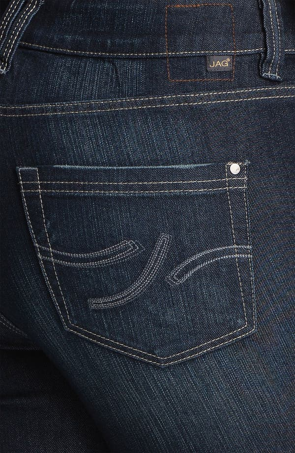 Alternate Image 3  - Jag Jeans 'Bevin' Slim Stretch Jeans (Plus Size)