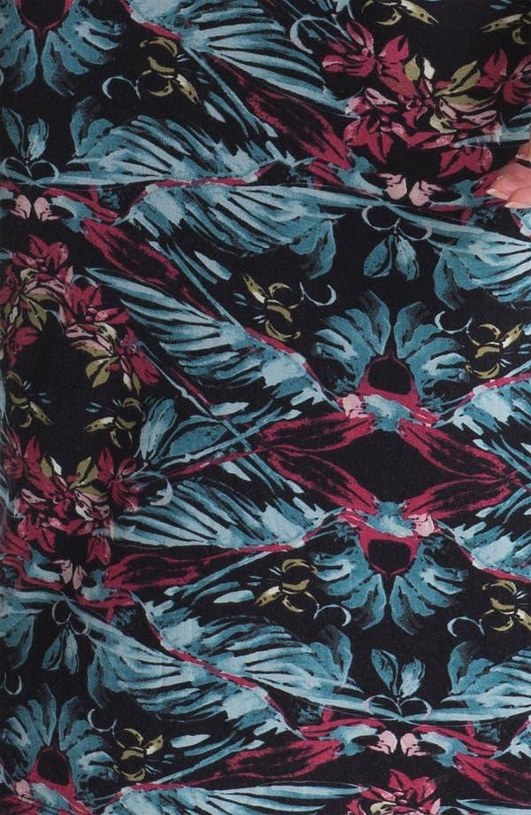Alternate Image 3  - Free People 'Love From London' Print Midi Tank Dress