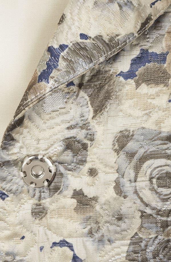 Alternate Image 3  - Topshop Floral Jacquard Jacket