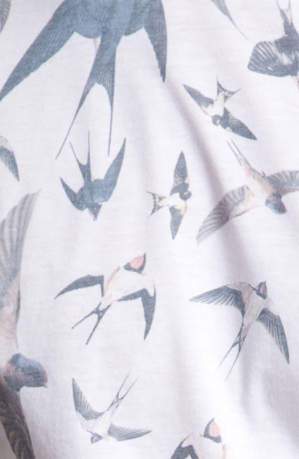 Alternate Image 3  - Topman Bird Print T-Shirt