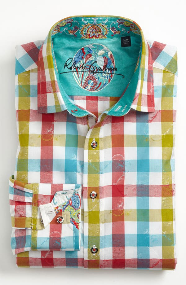 Alternate Image 2  - Robert Graham 'Slide' Sport Shirt