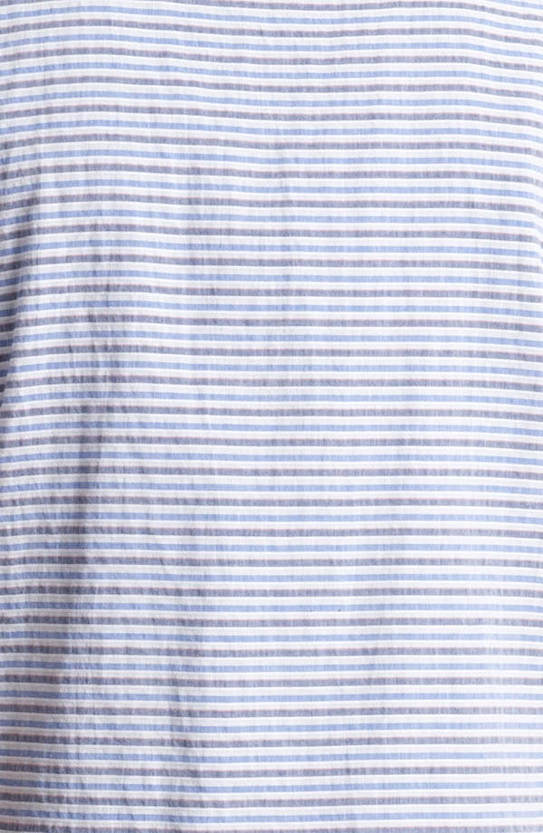 Alternate Image 3  - rag & bone Stripe Woven Shirt