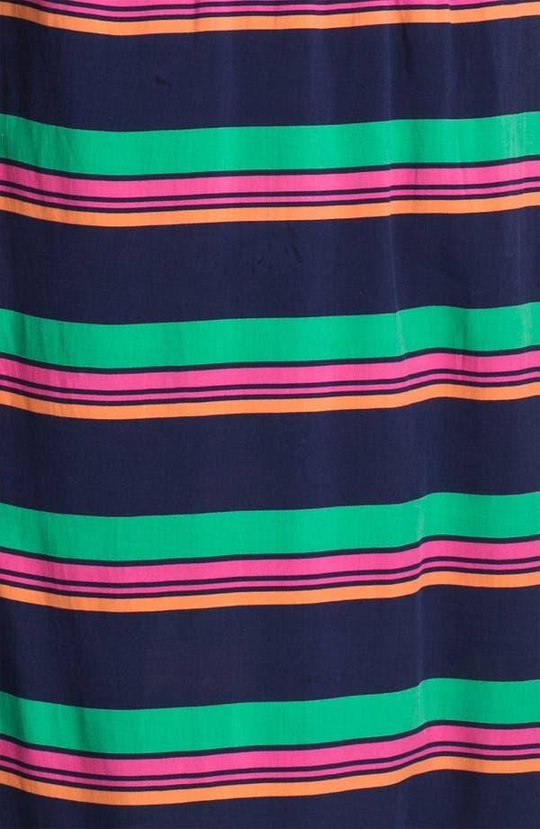 Alternate Image 3  - Splendid Stripe Strapless Maxi Dress