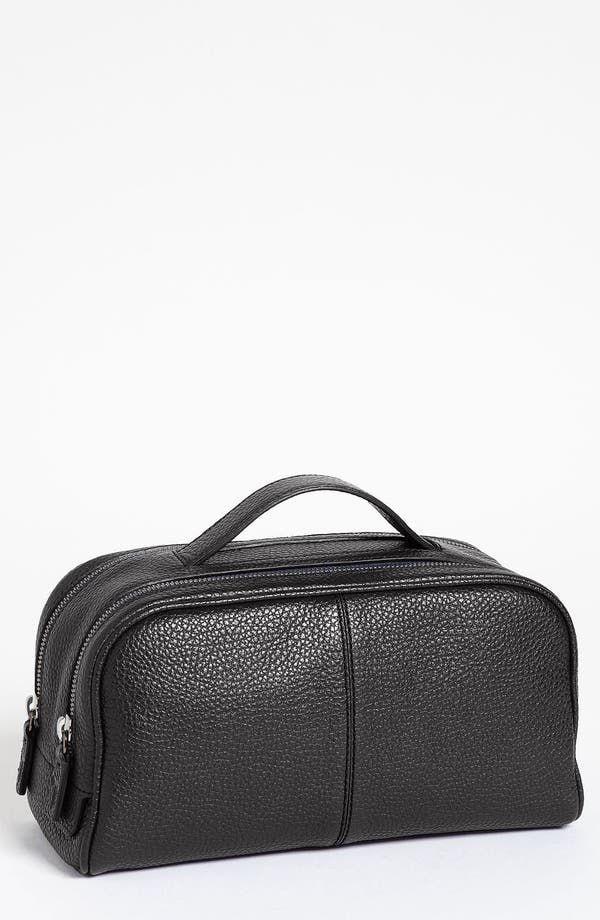 Alternate Image 1 Selected - Tod's Leather Dopp Kit