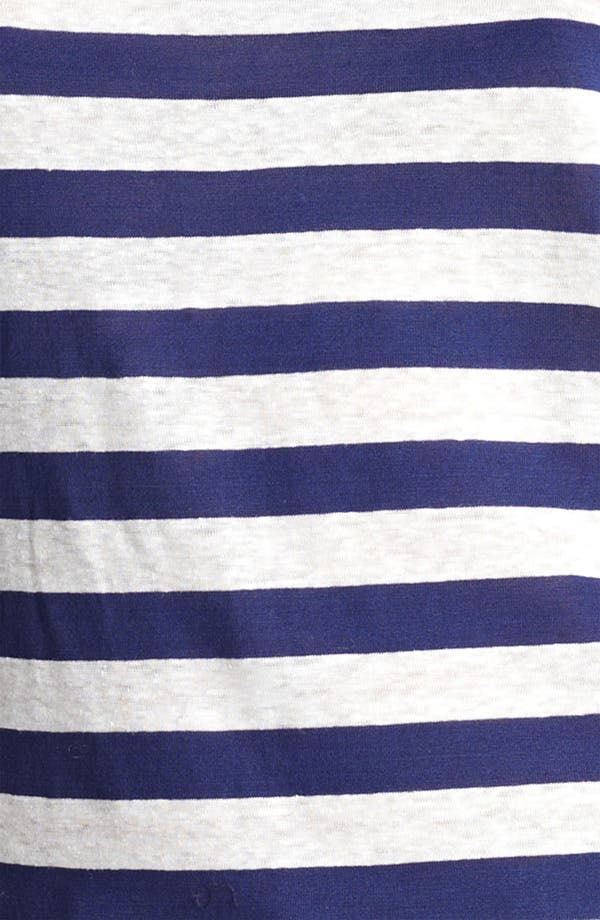 Alternate Image 3  - Burberry Brit Stripe Short Sleeve Tee (Online Only)