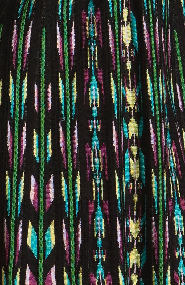 Alternate Image 3  - M Missoni Aztec Print Halter Dress
