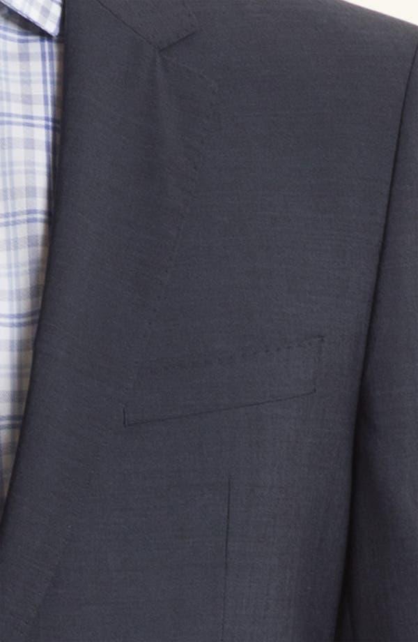 Alternate Image 6  - BOSS Black 'James/Sharp' Trim Fit Suit