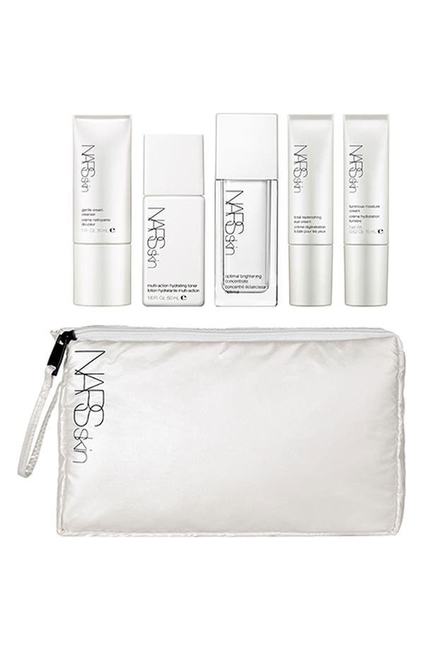 Alternate Image 1 Selected - NARS 'Skin - Luminous Moisture' Set (Nordstrom Exclusive) ($168 Value)