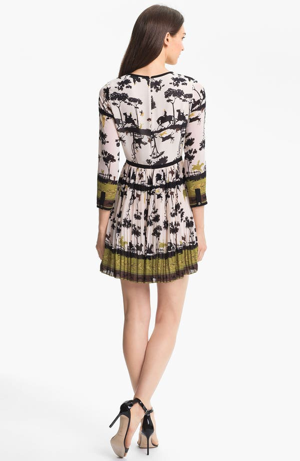 Alternate Image 2  - Ted Baker London 'Cameo' Print Fit & Flare Dress