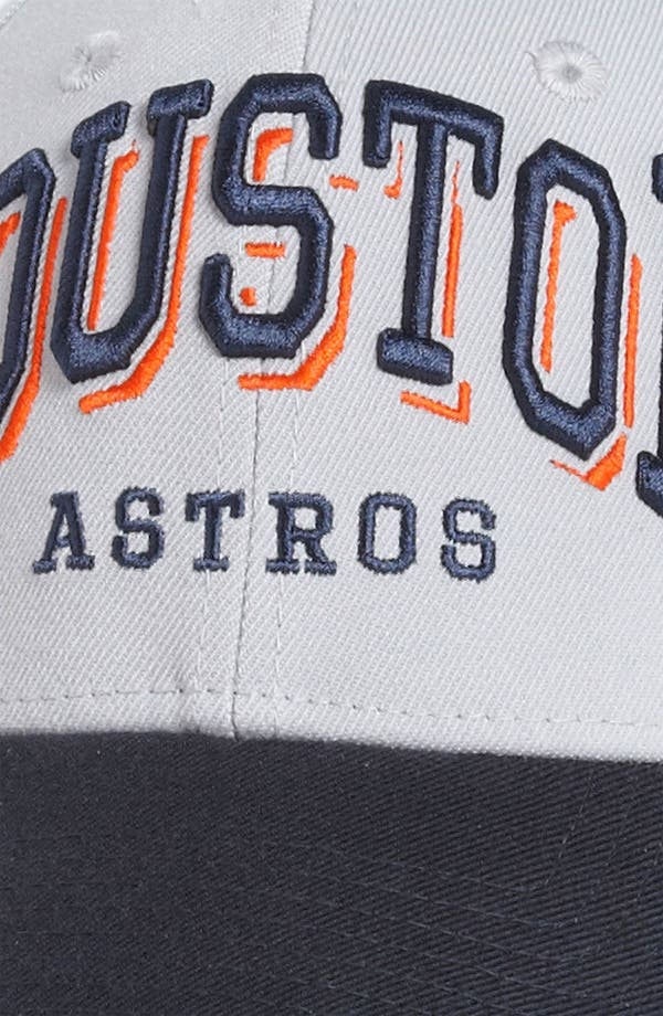 Alternate Image 3  - New Era Cap 'Houston Astros - Arch Mark' Fitted Baseball Cap