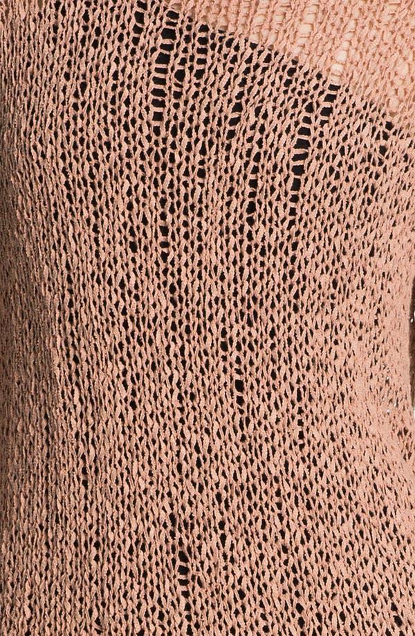 Alternate Image 5  - HELMUT Helmut Lang 'Textured Tape' Pullover