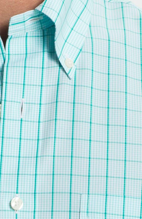 Alternate Image 3  - Brooks Brothers Checkered Sport Shirt