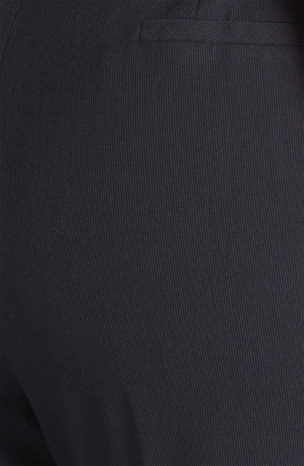 Alternate Image 3  - Sejour 'Boardwalk' Suit Pants (Plus Size)