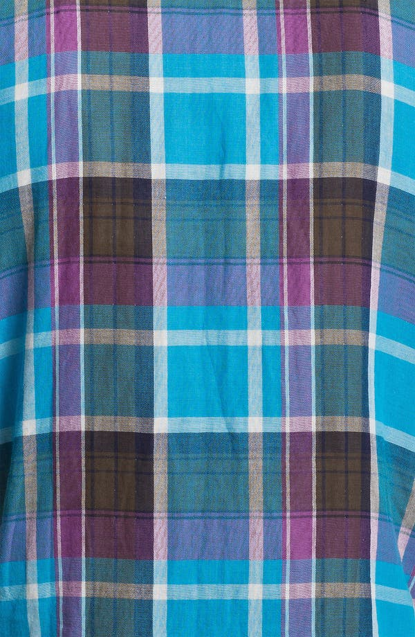 Alternate Image 3  - 7 For All Mankind® Plaid Woven Shirt