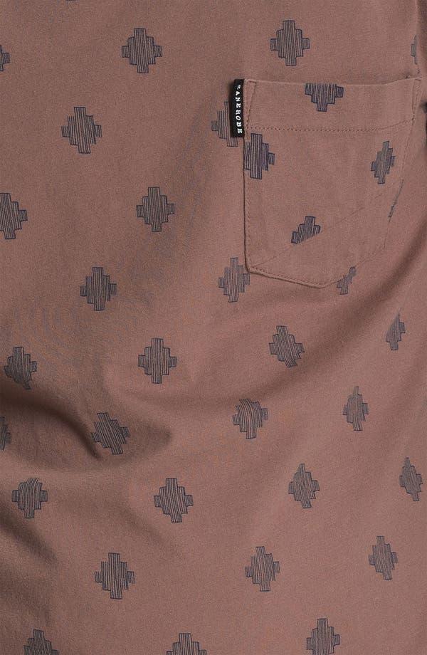Alternate Image 3  - Zanerobe 'Saris' Print Pocket T-Shirt