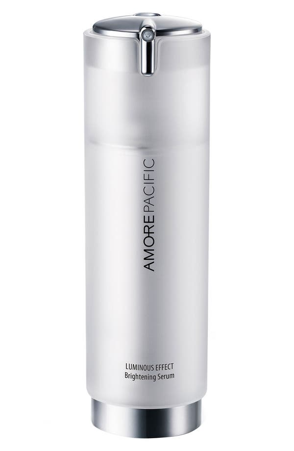Alternate Image 1 Selected - AMOREPACIFIC 'Luminous Effect' Brightening Serum