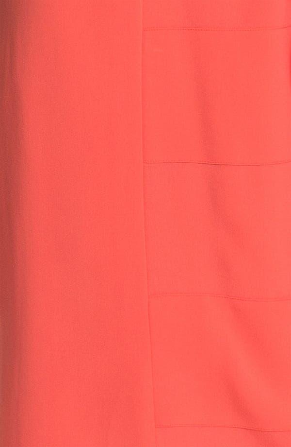 Alternate Image 3  - Vince Camuto Belted Chiffon Tunic Dress