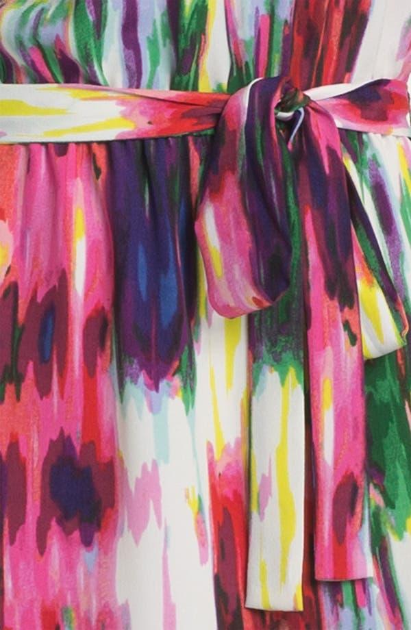 Alternate Image 3  - Presley Skye Dolman Sleeve Print Dress