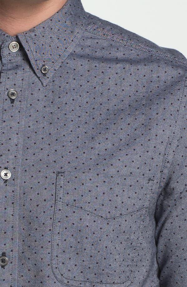 Alternate Image 3  - Ben Sherman Mod Fit Sport Shirt
