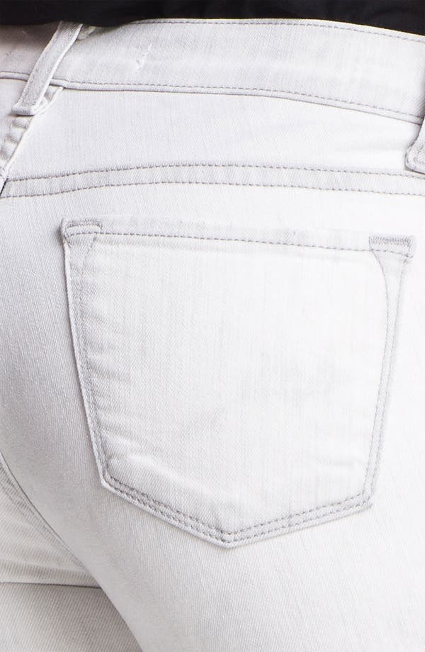 Alternate Image 3  - J Brand 'Rail' Destroyed Skinny Jeans (Commotion)